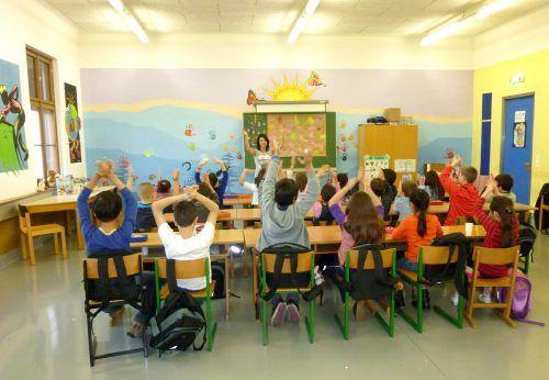 Viele Kinder mit ausländischem Hintergrund werden auch in ihrer Muttersprache unterrichtet. APA