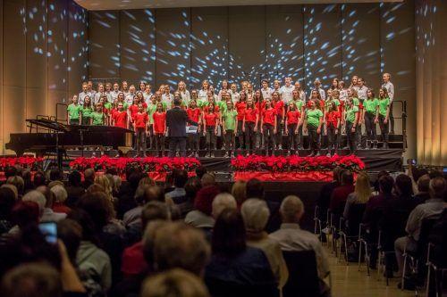 Wenn Kinder singen, geht das Herz auf. An den Musikmittelschulen im Land ist das immer schwerer möglich. VN/Paulitsch