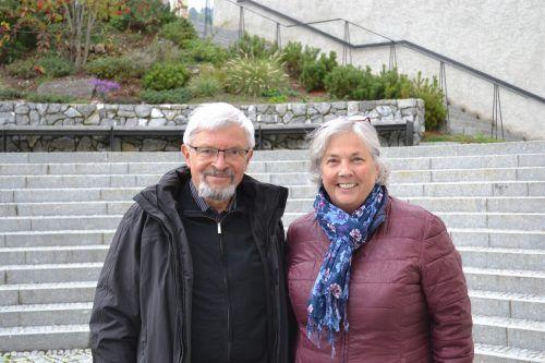 Willi und Anneliese Schmutzhard aus Bludenz.