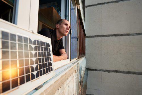 Wohnungen mit Gasheizungen können mit Solarkollektoren kombiniert werden. Shutterstock