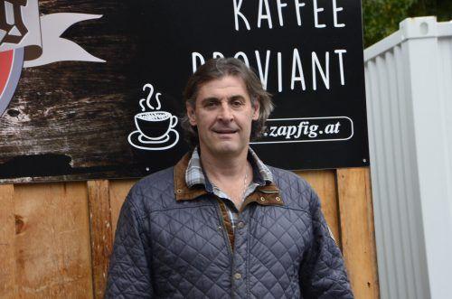 """15 Appartements, ein Fitnessstudio und ein Café sollen künftig im 10-Millionen-Euro-Projekt """"Zapfig-Living"""" in Wald unterkommen.ZAPFIG"""