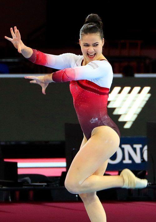 2011 holte Elisa Hämmerle ihren bislang einzigen Mehrkampftitel. Insgesamt hat die Olympia-Fixstarterin 19 Staatsmeistertitel im Einzel und Team zu Buche stehen.
