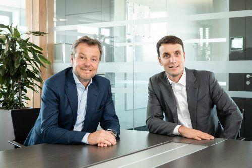 Alpa-Chef Günther Lehner übernimmt die Rolle des Chairman, Philipp Lehner wird ab 1. Jänner 2021 die Verantwortung als CEO des Konzerns übernehmen.FA
