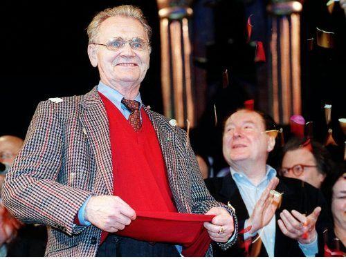 Am 4. Dezember 2000 verstarb der Wiener Lyriker Hans Carl Artmann. APA