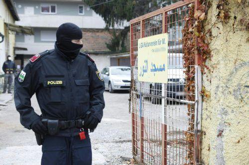 Am Montag fanden 60 Razziengegen Muslimbrüder und Hamas statt.APA