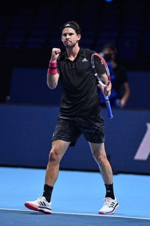 Angriff auf die Top-1-Position im Tennis? Dominic Thiem.apa