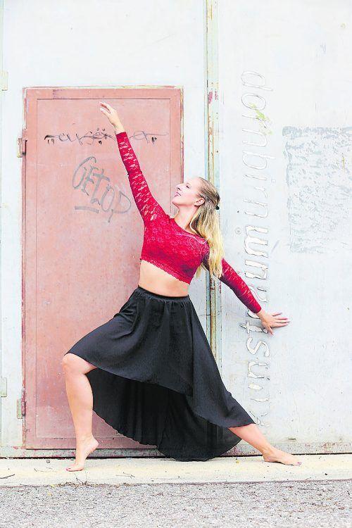 Carina Huber möchte Tanzschaffende in der gesamten Bodenseeregion vereinen.