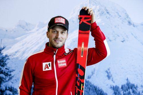 Christian Hirschbühl wirkte am Tag vor dem Rennen fokussiert, aber auch gelöst.gepa