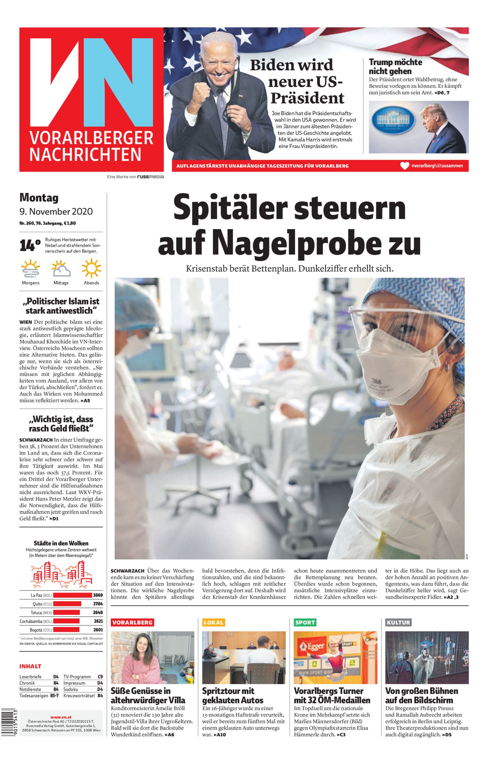 Vorarlberger Nachrichten | VN.AT