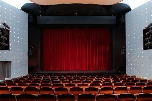 """Da im Theater keine Besucher erlaubt sind, gibt es """"Tasso!"""" virtuell.A. Köhler"""