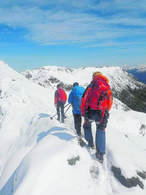 Das Alpinforum soll künftig auch Hobbyalpinisten ansprechen. APA