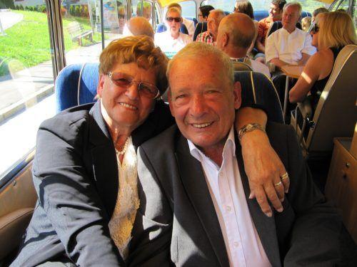 Das Ehepaar ging 55 Jahre gemeinsam durchs Leben.