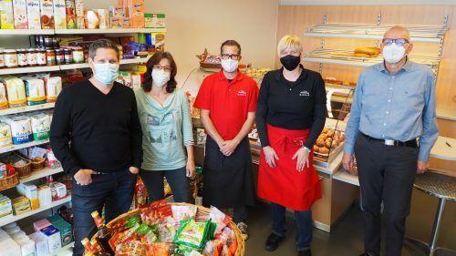 Das Fraxner Lädele hat ab sofort drei Mal wöchentlich geöffnet. Sobald wieder möglich soll dann auch das Dorf-Café seine Türen öffnen.