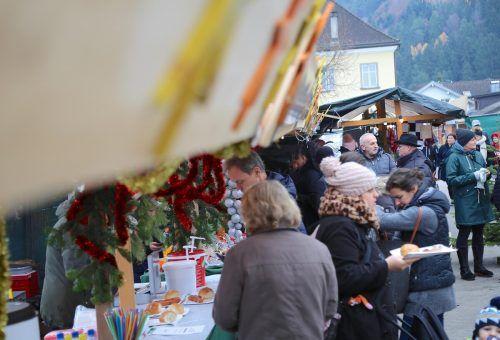 Das Gisinger Adventmärktle – ein vorweihnachtliches Highlight in Gisingen – findet heuer nicht statt.