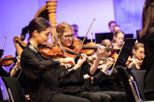 Das Silvester- und Neujahrskonzert des Jugendsinfonieorchesters Mittleres Rheintal wird storniert, die Konzerte des Jugendsinfonieorchesters Dornbirn sind fraglich. sams