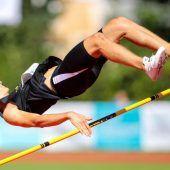 """<p class=""""caption"""">Der 19-jährige Daniel Bertschler gilt als großes Zukunftsversprechen in der Vorarlberger Leichtathletikszene.Manfred Gasser</p>"""