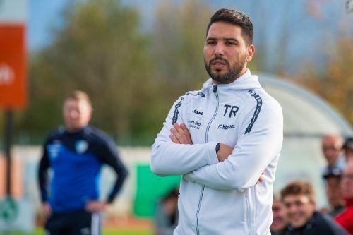 Der 31-jährige Cetin Batir verlässt den FC Hörbranz als Trainer. stiplovsek