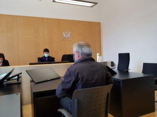 Der 54-Jährige stand wegen gefährlicher Drohung vor Gericht. EC