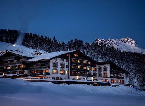 Der Almhof Schneider ist laut Falstaff Österreichs bestes Hotel. Fa