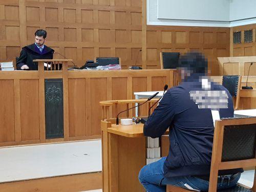 Der Angeklagte bekam beim Prozess Sprachprobleme. ECKERT
