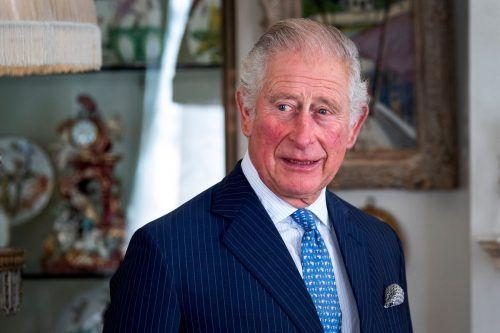 Der britische Prinz Charles legt großen Wert auf Nachhaltigkeit. AFP