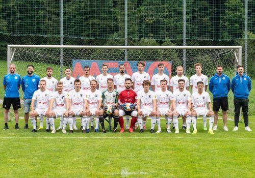 Der FC Schwarzenberg überwintert auf dem ersten Tabellenplatz der 2. Landesklasse.