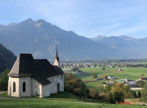 Der Festgottesdienst zum Paotrozinium in Ludesch fällt heuer coronabedingt aus.