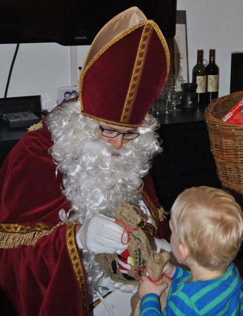 Der Nikolaus kommt heuer per Videonachricht in die Sulner Haushalte.HW