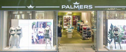 Der Wäschehändler Palmers leidet stark unter den Schließungen. FA