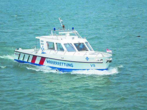 """Die """"Aegidius"""" wird nach 17 Jahren ausgemustert und durch ein modernes Such- und Rettungsboot ersetzt. VLK"""