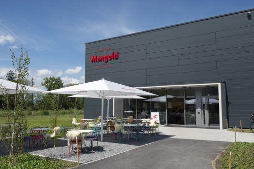 Die Bäckerei Mangold produziert am Hauptsitz im Dornbirner Betriebsgebiet Pfeller und beschäftigt insgesamt 550 Mitarbeiter. FA