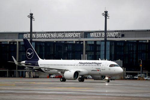 Die drei Terminals des BER bieten Platz für bis zu 41 Millionen Fluggäste im Jahr. reuters