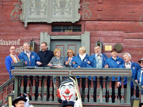 Keinen traditionellen Fasching wird es diese Saison in Dornbirn geben.