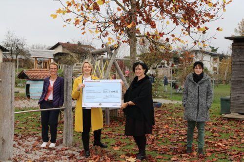 Die Feldkircher Kindergärten haben ein Jahr lang erfolgreich an der Energiemeisterschaft teilgenommen.Stadt
