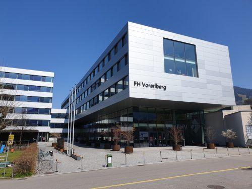 Die FH Vorarlberg hält ihre Infoabende zu den Bachelor- und Masterstudiengängen in diesem Jahr virtuell ab.FH