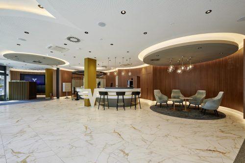 Die Filiale der Volksbank Vorarlberg in Götzis wurde den Ansprüchen der Kunden entsprechend eingerichtet.
