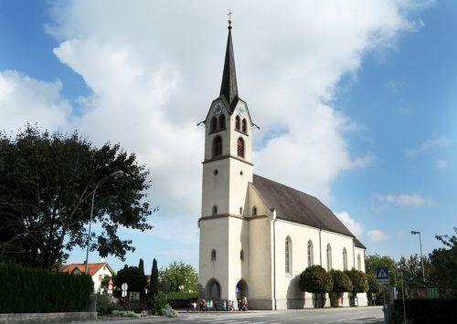 Die letzten Arbeiten rund um die Gaißauer Pfarrkirche fanden im Jahr 2011 statt. ajk