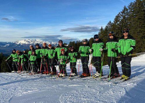 Die Mitglieder des Wintertsportvereins Altach müssen sich auf eine ungewisse Skisaison vorbereiten.Verein