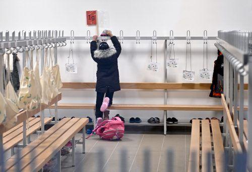 Die Schulen sollen gemeinsam mit dem Handel wieder geöffnet werden.APA