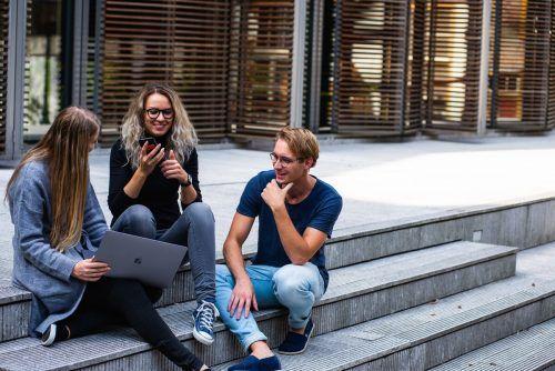 Die Stadt Dornbirn fördert Studenten mit einem monatlichen Beitrag. Stadt
