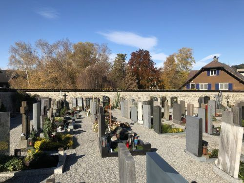 Die Verwaltung des Friedhofs Frastanz hat die Marktgemeinde übernommen. Gemeinde