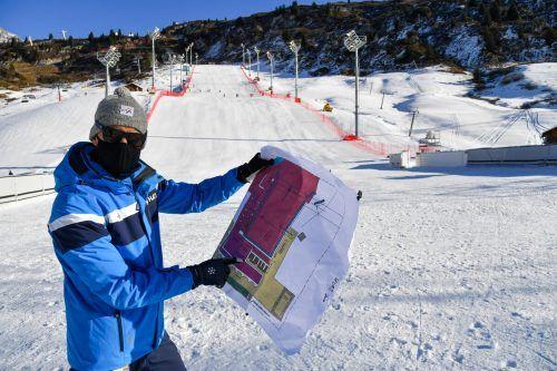 Ein besonderes Privileg für Ex-Ski-Champion Marc Girardelli. Der VN-Kolumnist durfte als Erster die neue Weltcuppiste in Zürs befahren – und war begeistert.VN-Lerch/3
