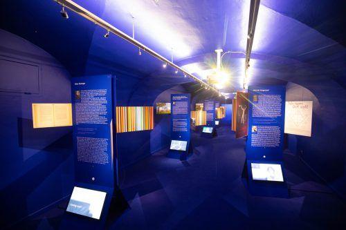 Ein Besuch wäre schöner, aber das Jüdische Museum in Hohenems tut alles, um den Menschen Informationen zu liefern. VN/KH