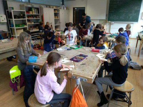 Ein Infotag vor Ort ist in diesem Jahr nicht möglich. Das Gymnasium Feldkirch stellt sich deshalb allen Interessierten online vor.BG Feldkirch