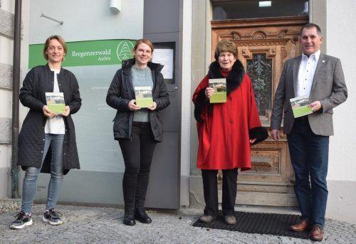 Elisabeth Ellensohn, Ursula Schwärzler, Lieselotte Hammerer und Richard Bilgeri . ME