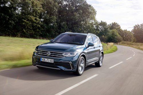 Feinarbeit leistete VW nicht nur bei der Optik, den Motoren und der Elektronik des Tiguan, auch der Komfort und das Fahrverhalten sind verfeinert.