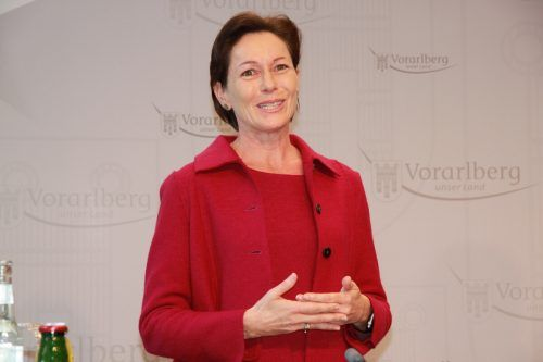 Martina Rüscher lenkt den Fokus auf Dinge, die gut tun. Mirjam Mayer
