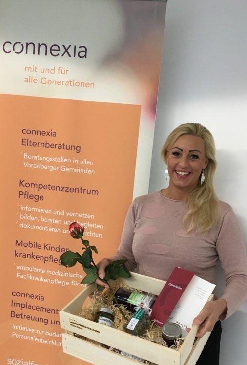 Für Jasmine Loacker aus Lustenau war die Ausbildung zur Heimhelferin lohnenswert.Gde