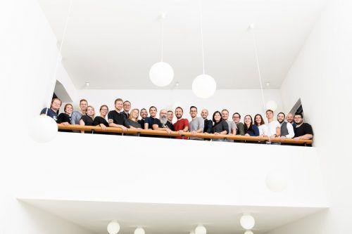 Fusonic besteht aus einem internationalen Team aus Beratern, Projektleitern, UX/UI-Designern und Software-Designern mit unterschiedlichen Schwerpunkten. FA/Rhomberg