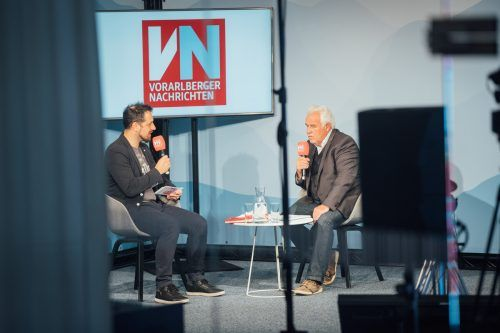 Gerald Mathis sprach mit den VN über Wohnen im Ländle.